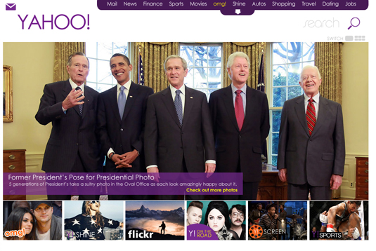 Yahoo! Slideshow