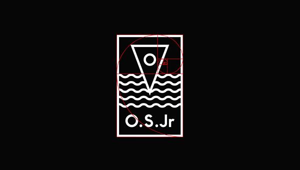 Bold branding for DJ