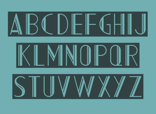 Free font: AC Mountain