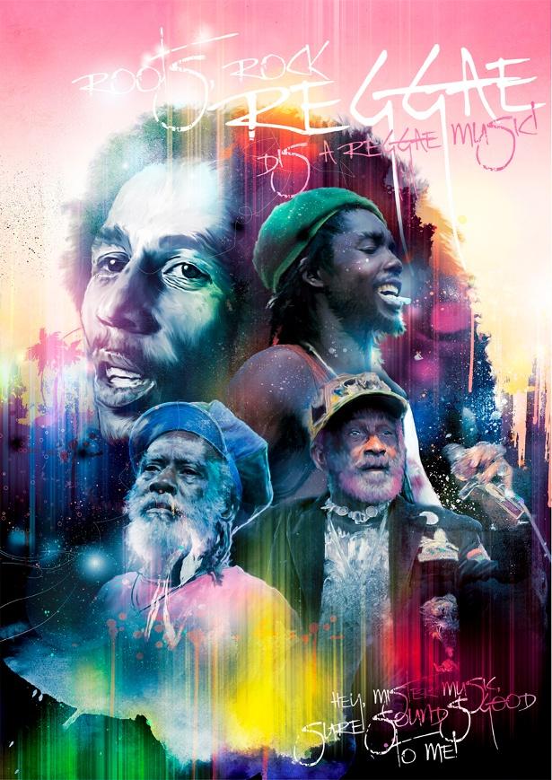 Richard Davies - Roots, Rock, Reggae