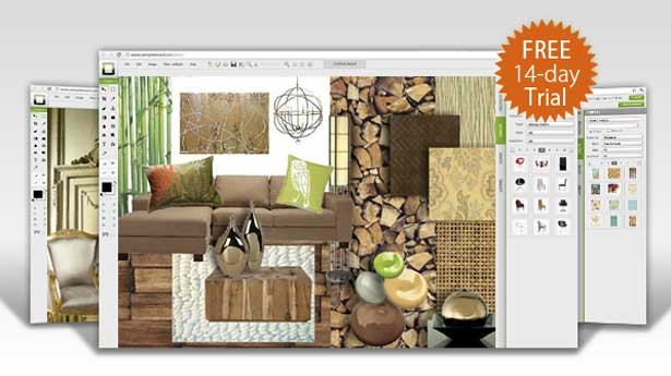 Creative Interior Design Boards