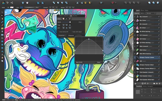 Serif releases free alternative to adobe illustrator Free illustrator alternative