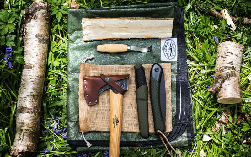 Miscellaneous Adventures Woodland Woodcarving Workshops