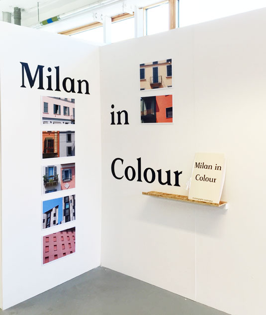 Milan in Colour, by Jasper Lee