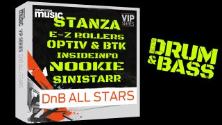 Download the Drum & Bass All-Stars sample pack for free! | MusicRadar