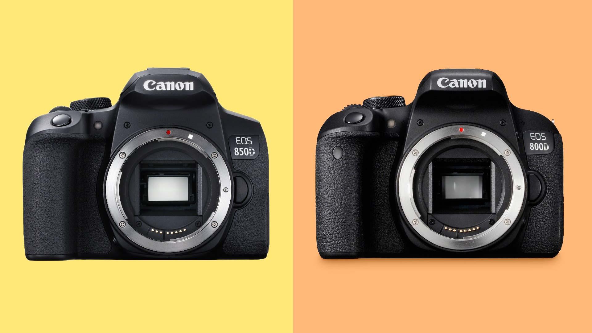Canon Rebel T8i / EOS 850D