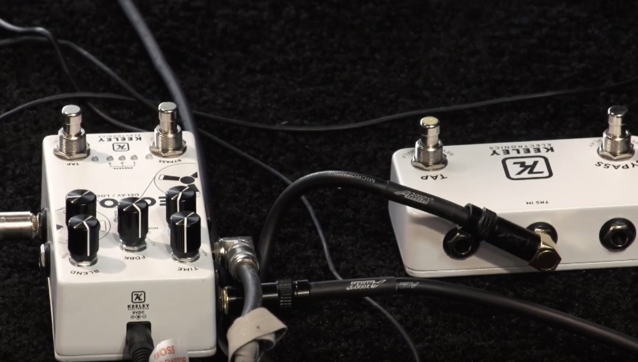 GW live at NAMM 2020: Did Keeley Electronics' Eccos delay/looper live up to the hype?