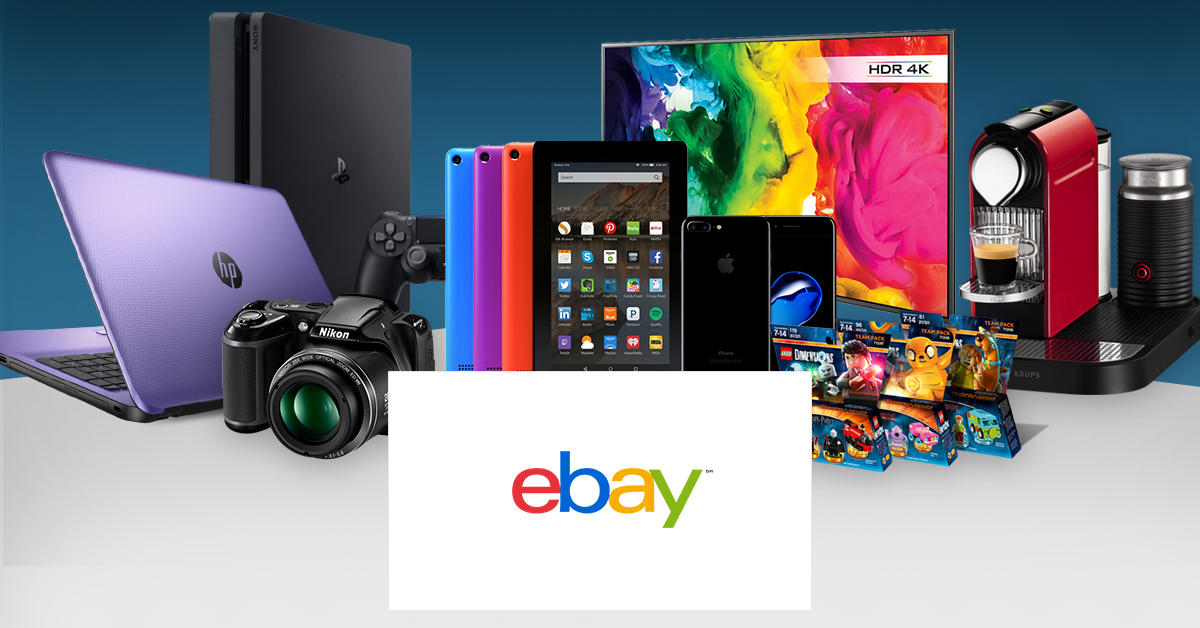 Never mind Prime Day, save 10% off everything at eBay until midnight tonight