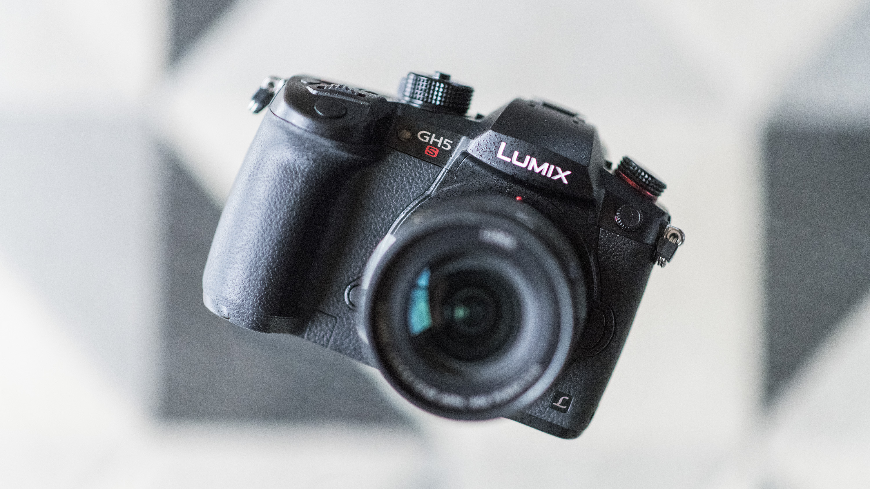 Best camera: Panasonic Lumix GH5S