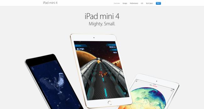 minimalist web design trends