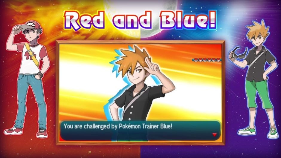red and blue pokemon sun and moon serebii - photo #35