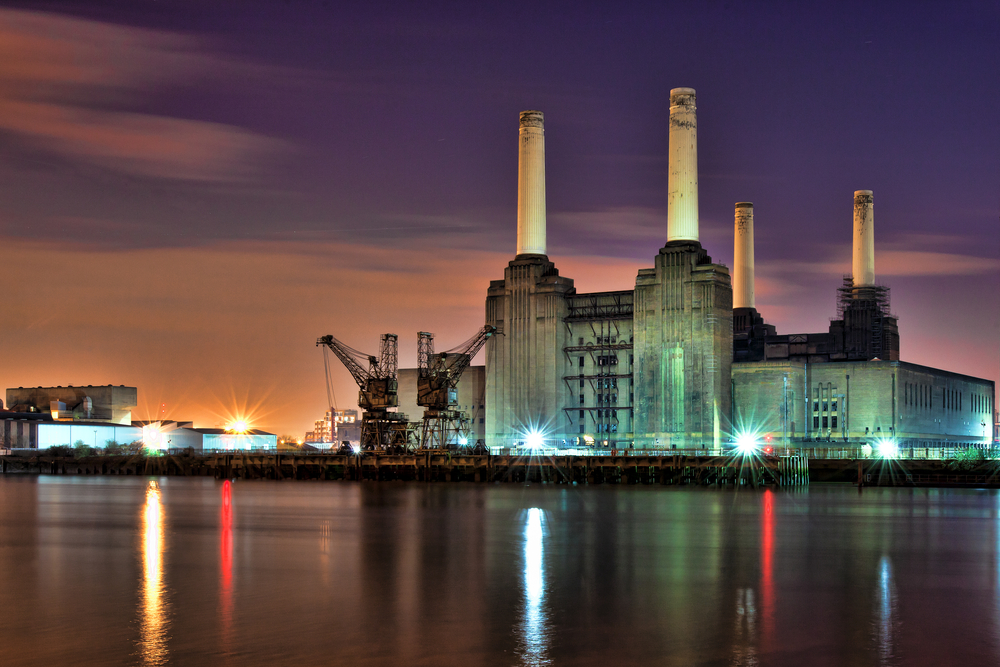 Apple is moving into London's iconic Battersea Power Station
