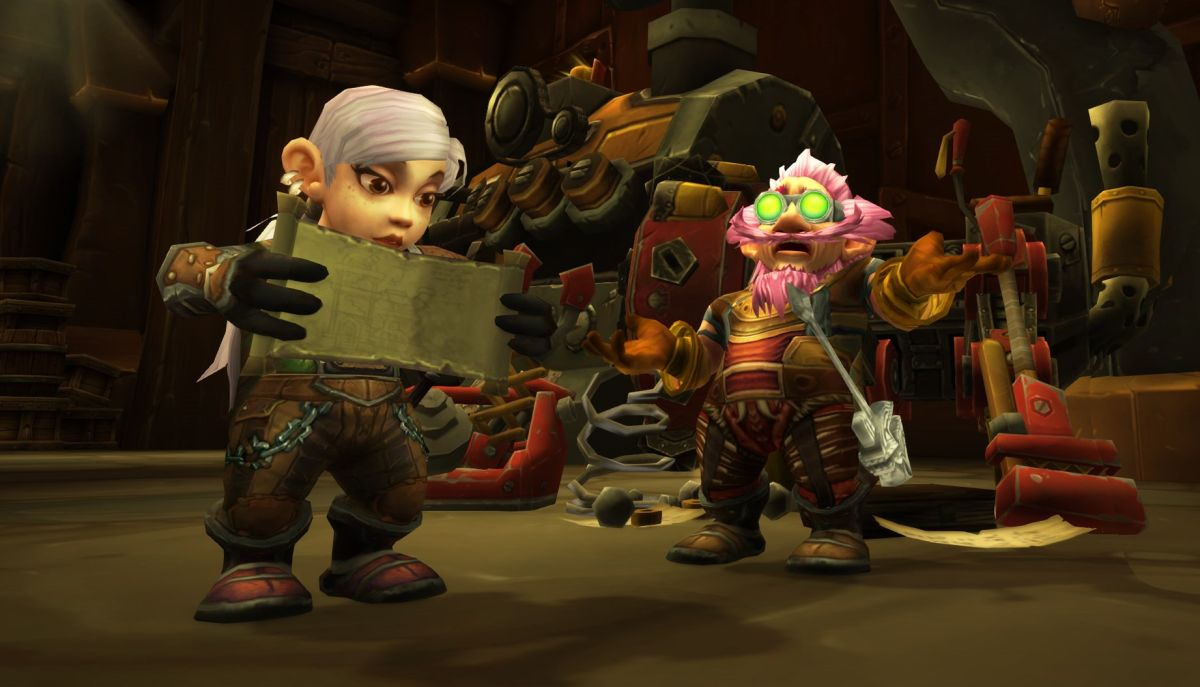 World of Warcraft patch 7.3.5 goes live tomorrow in North America, patch notes out now