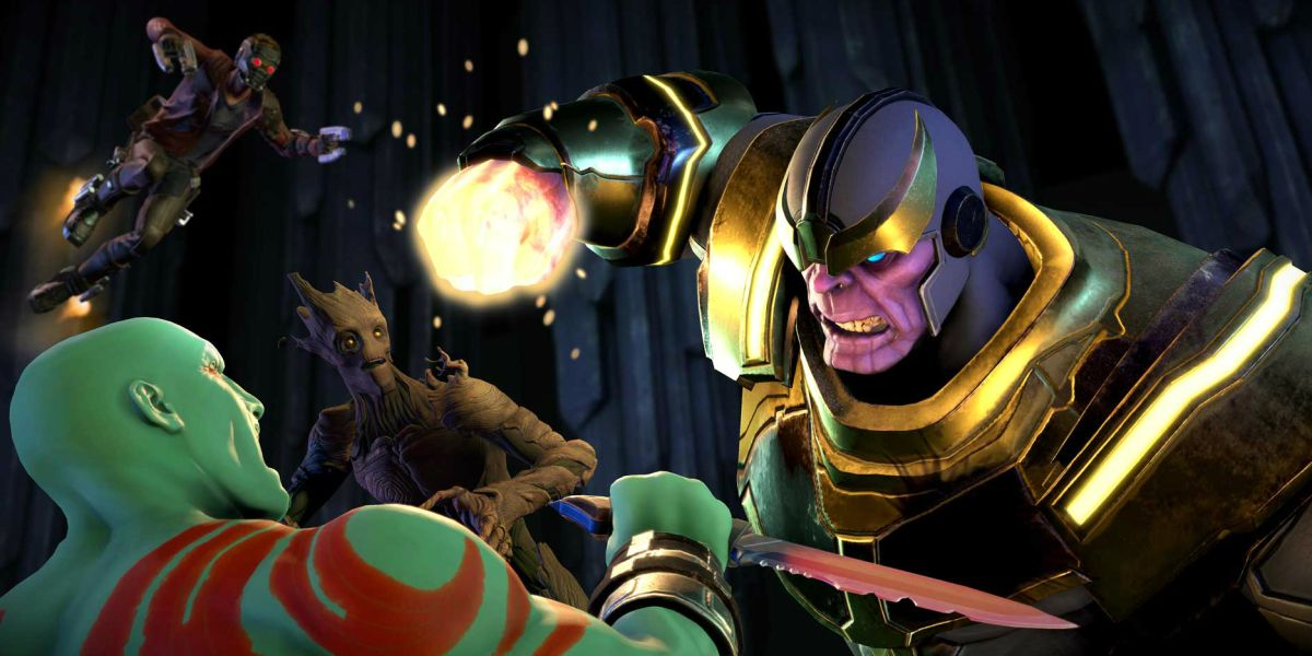 Marvel's Guardians of the Galaxy: The Telltale Series release date set