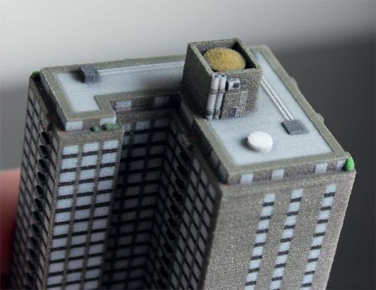 3D Printed Tower