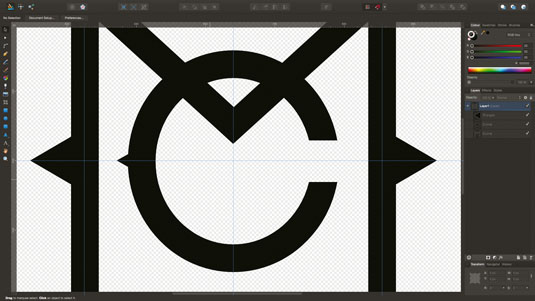 Create the next letter for your logo