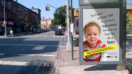 controversial ad campaigns 2013