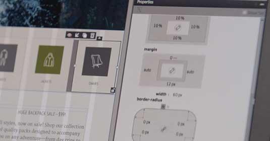 Adobe Dreamweaver CC: CSS designer