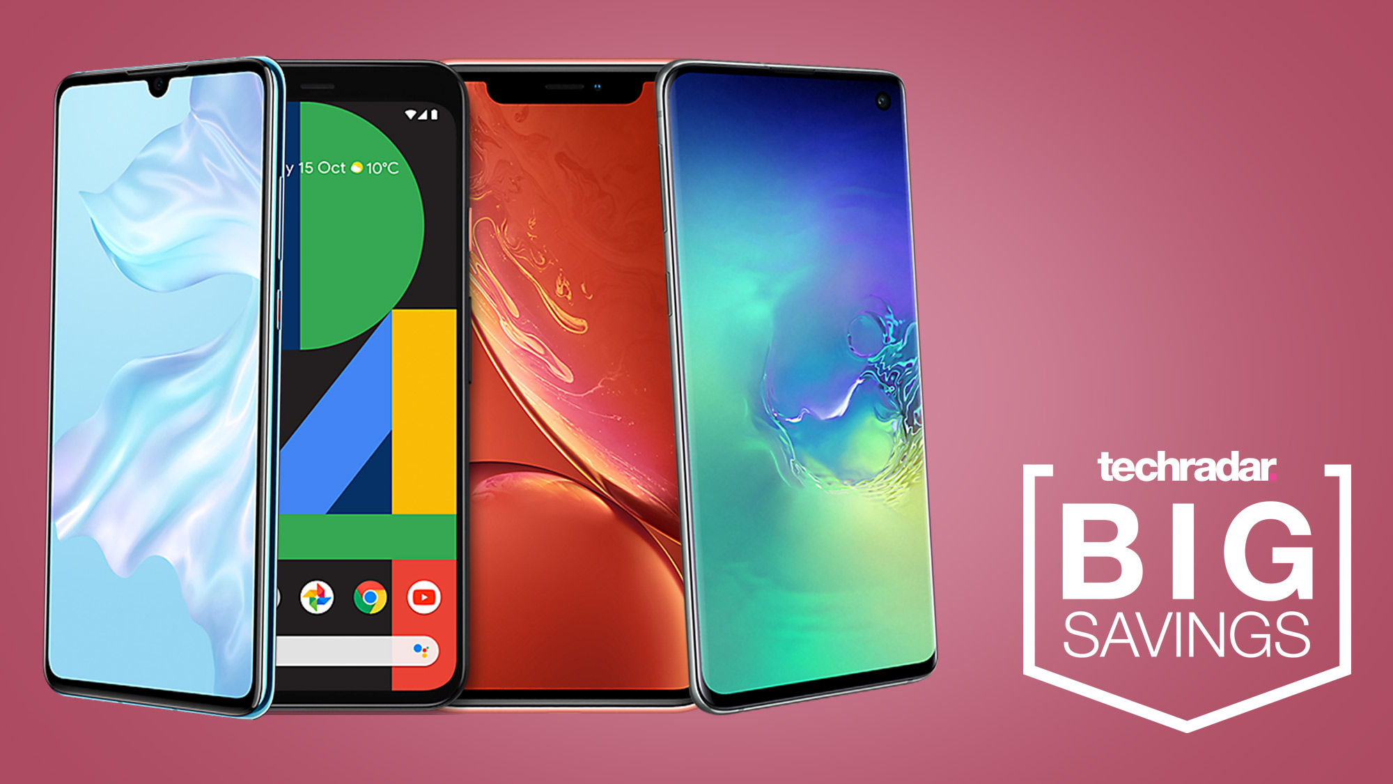 Cut £15 off the price of a range of EE phone deals with this Mobiles.co.uk code