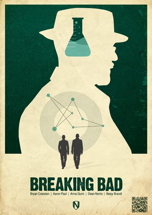 Matt Needle - Breaking Bad Poster
