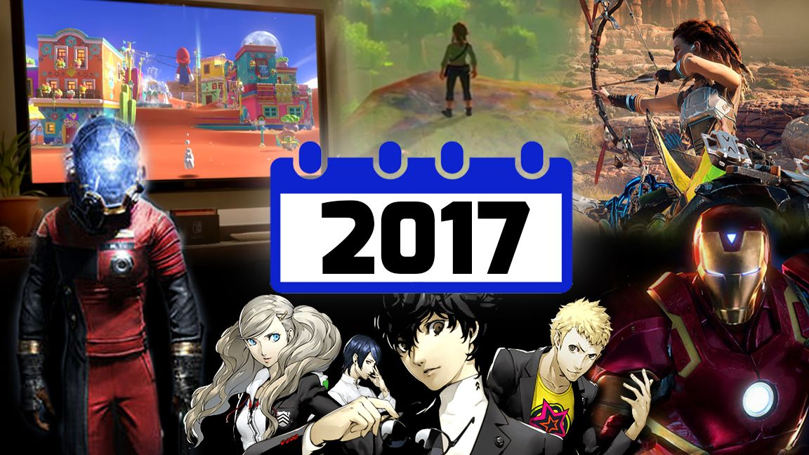 The best games of 2017 mega pack 101 in 1