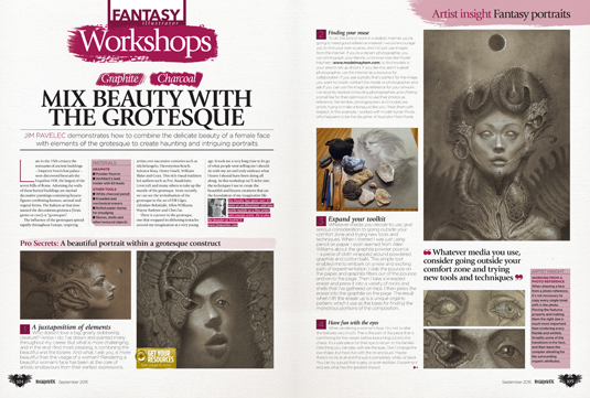beauty and grotesque ifx 125