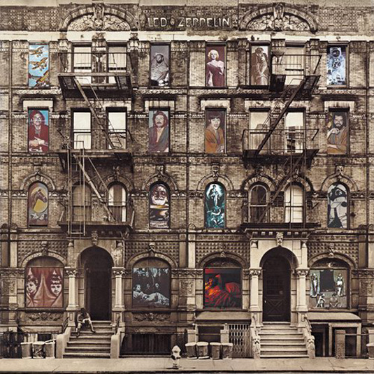 Design classics: Led Zeppelin