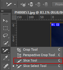 image slicing
