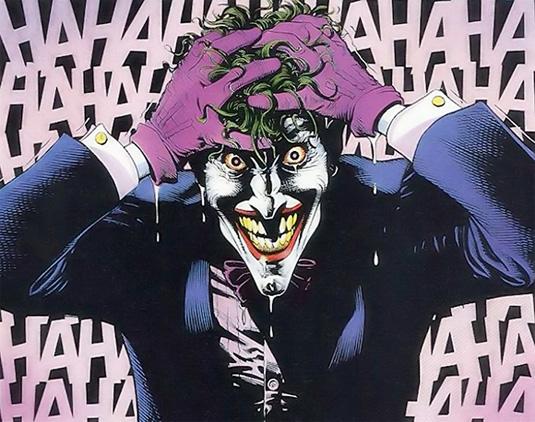 Comic book artists: The Joker