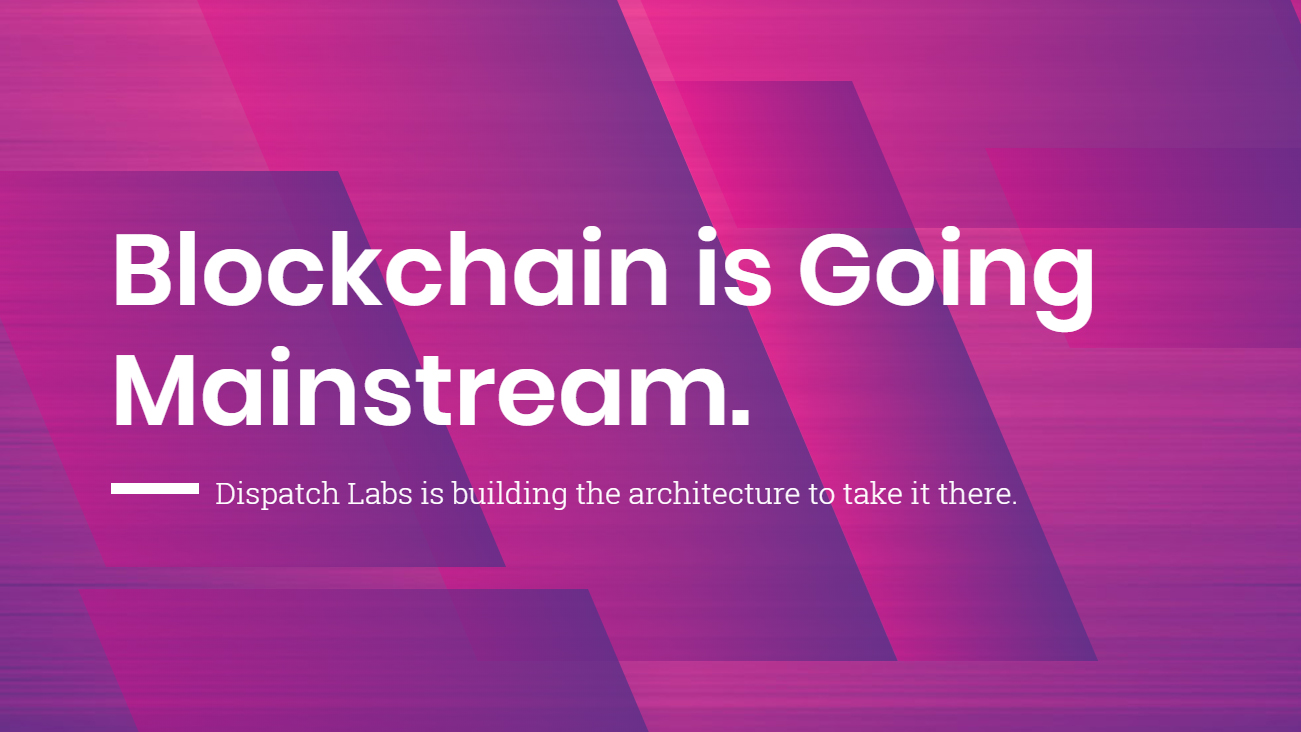 How to design a beautiful blockchain site
