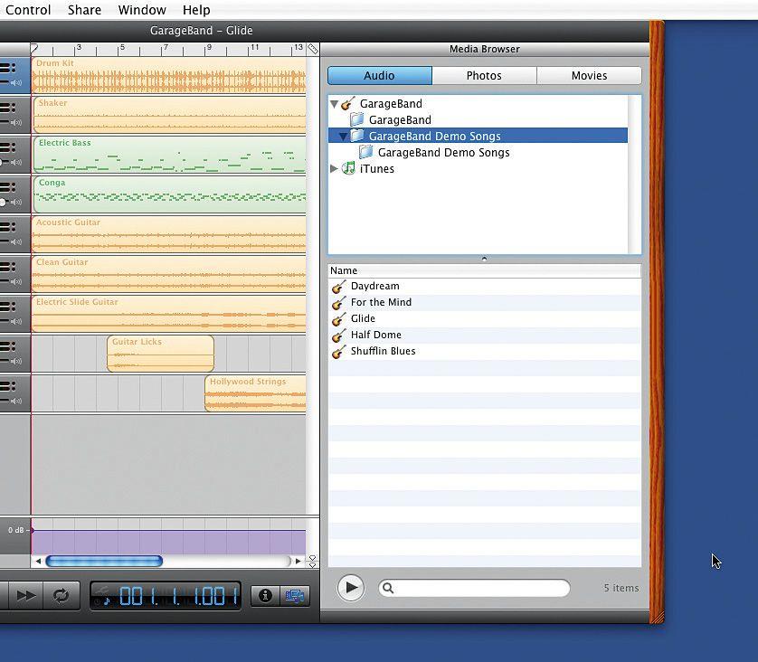 Apple Garage Band 3 Review Musicradar