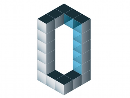 Virtualise Letters, duplicate cube