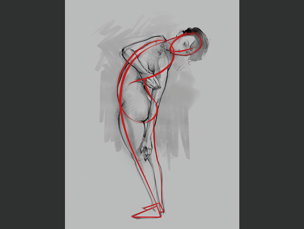 How to create a believable character - Importance of gesture