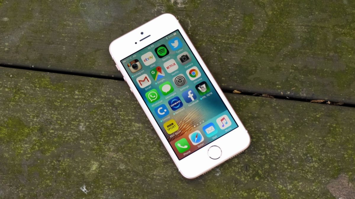 Iphone Se Techradar