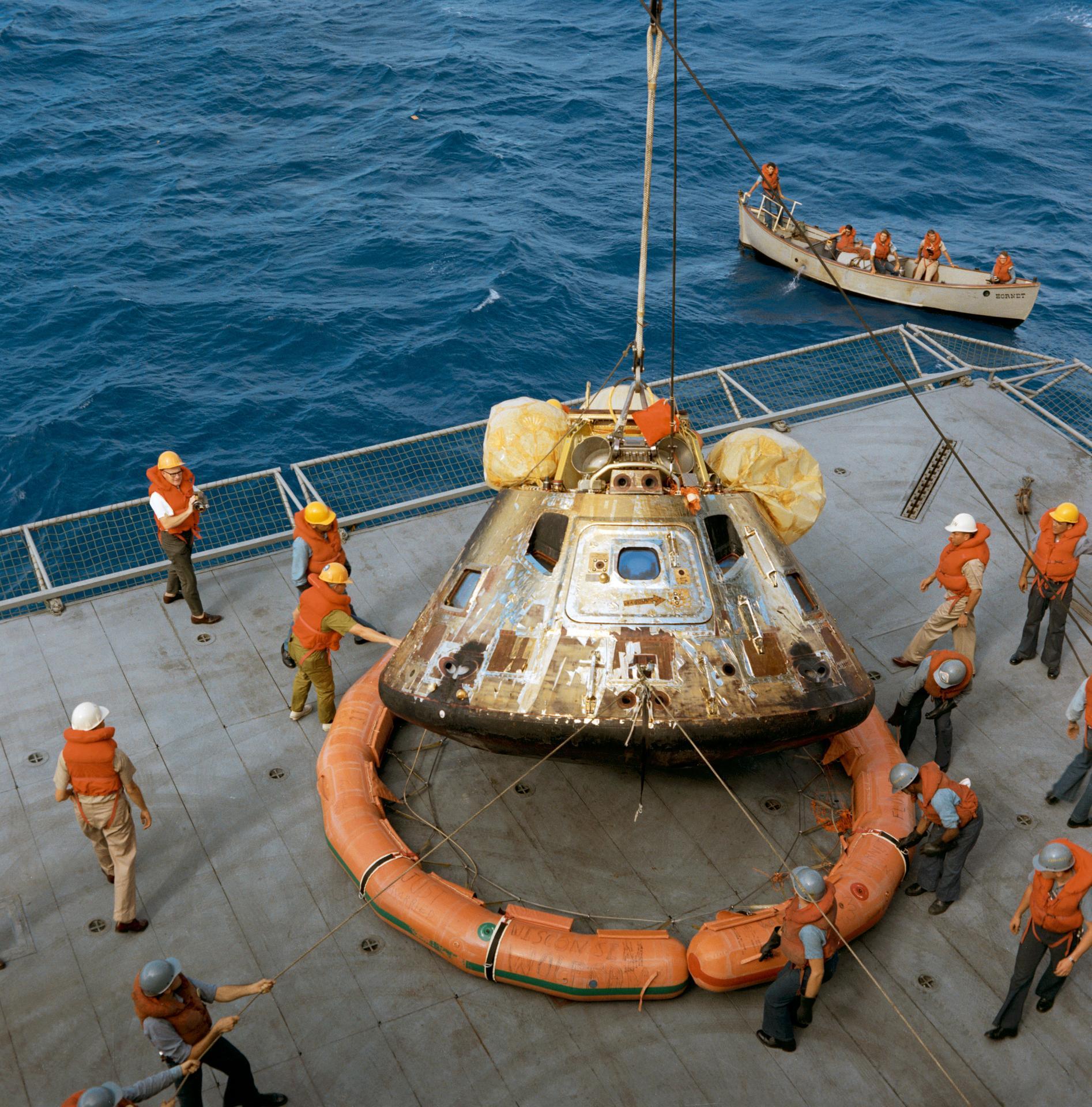 'Apollo's Moon Shot' Series Shows History of Human Lunar Exploration