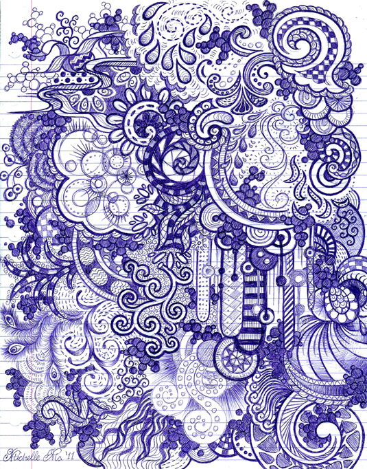 doodle art 52 great examples creative bloq