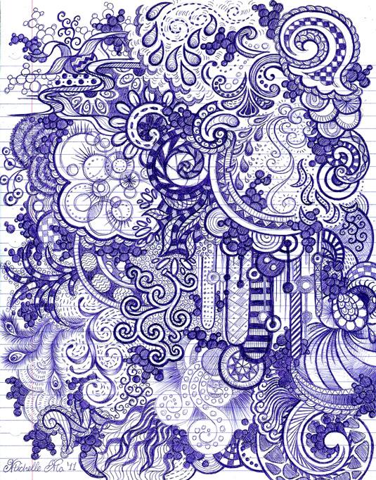 doodle art 52 great examples creative bloq