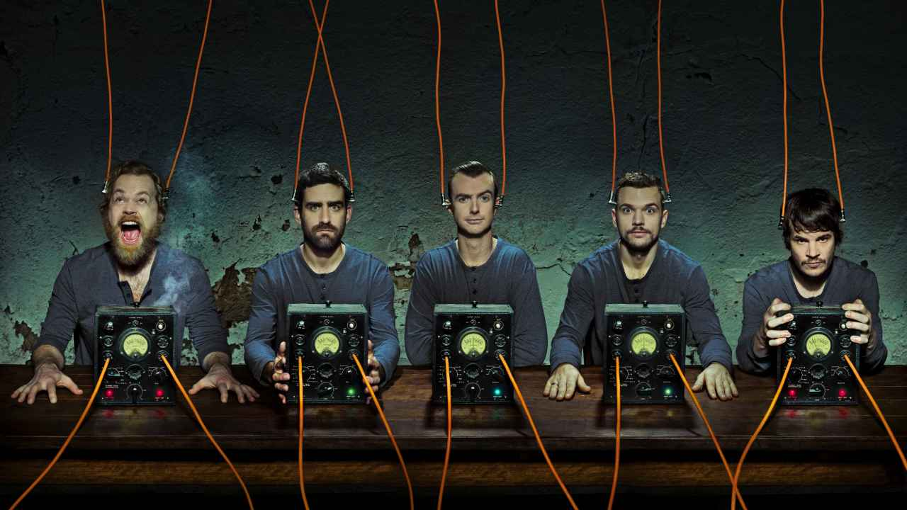 Karnivool to release first three albums on vinyl