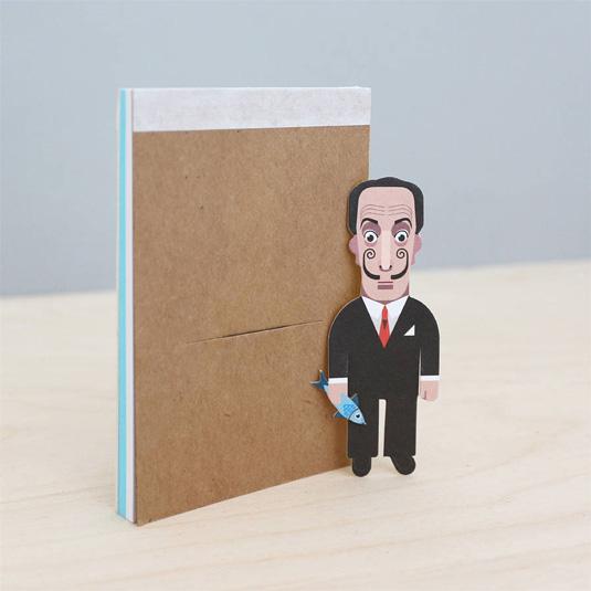 Sketchbooks for designers: Dali pocket