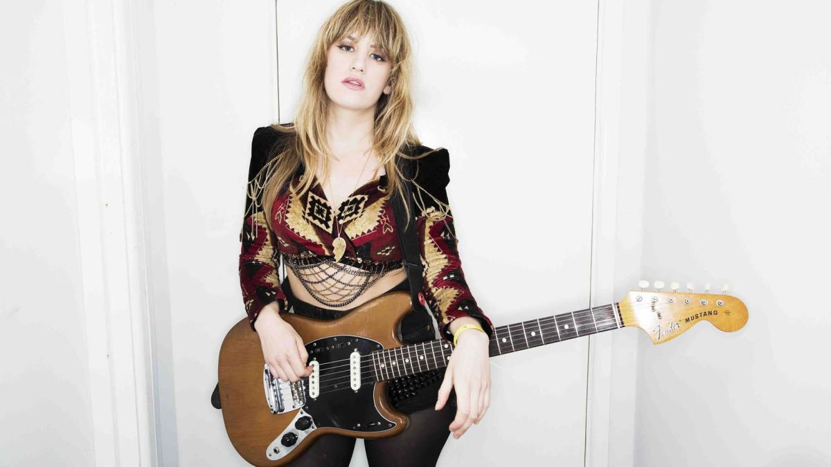 Deap Vally S Lindsey Troy 10 Records That Soundtracked My
