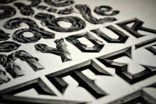 honda typography