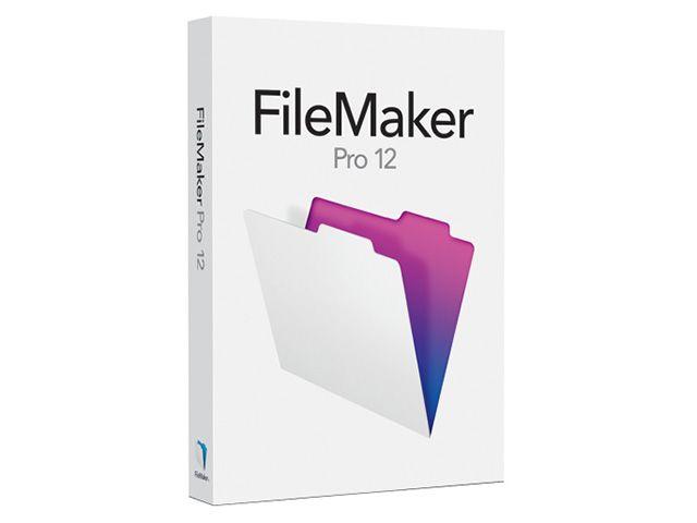 filemaker pro 12 templates - filemaker pro 12 review itproportal