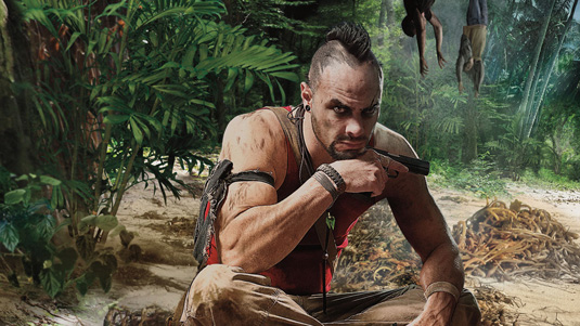 Best character designs in games: Vaas Montenegro