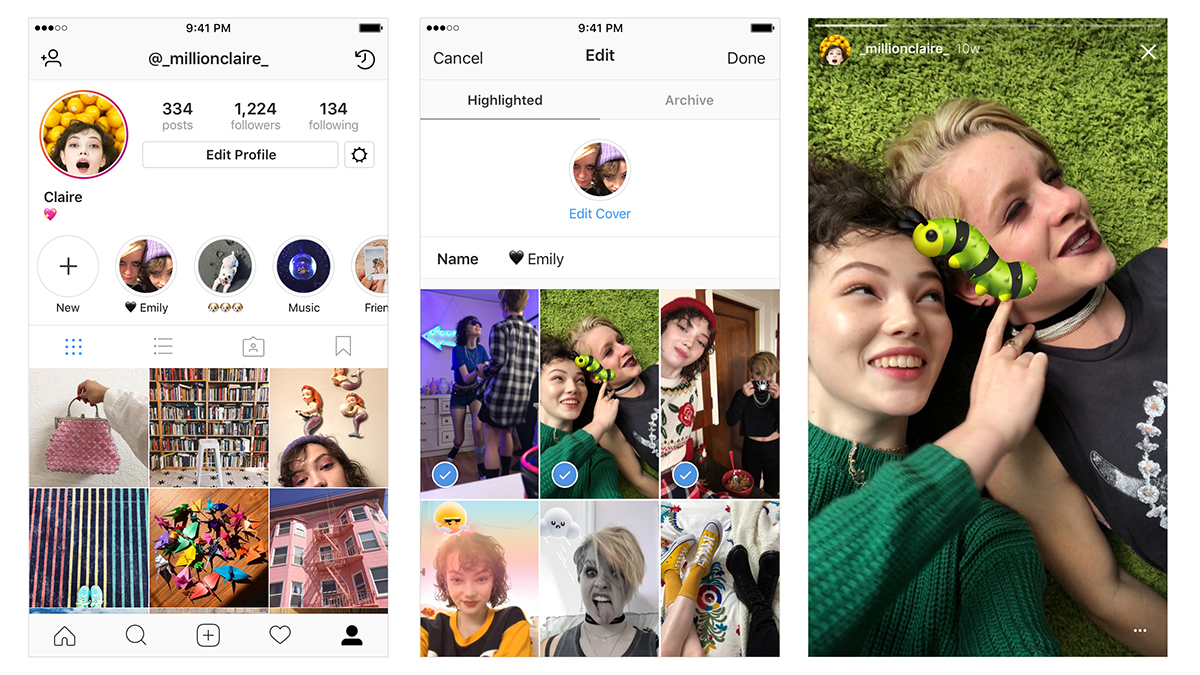 Instagram updates change how brands tell stories