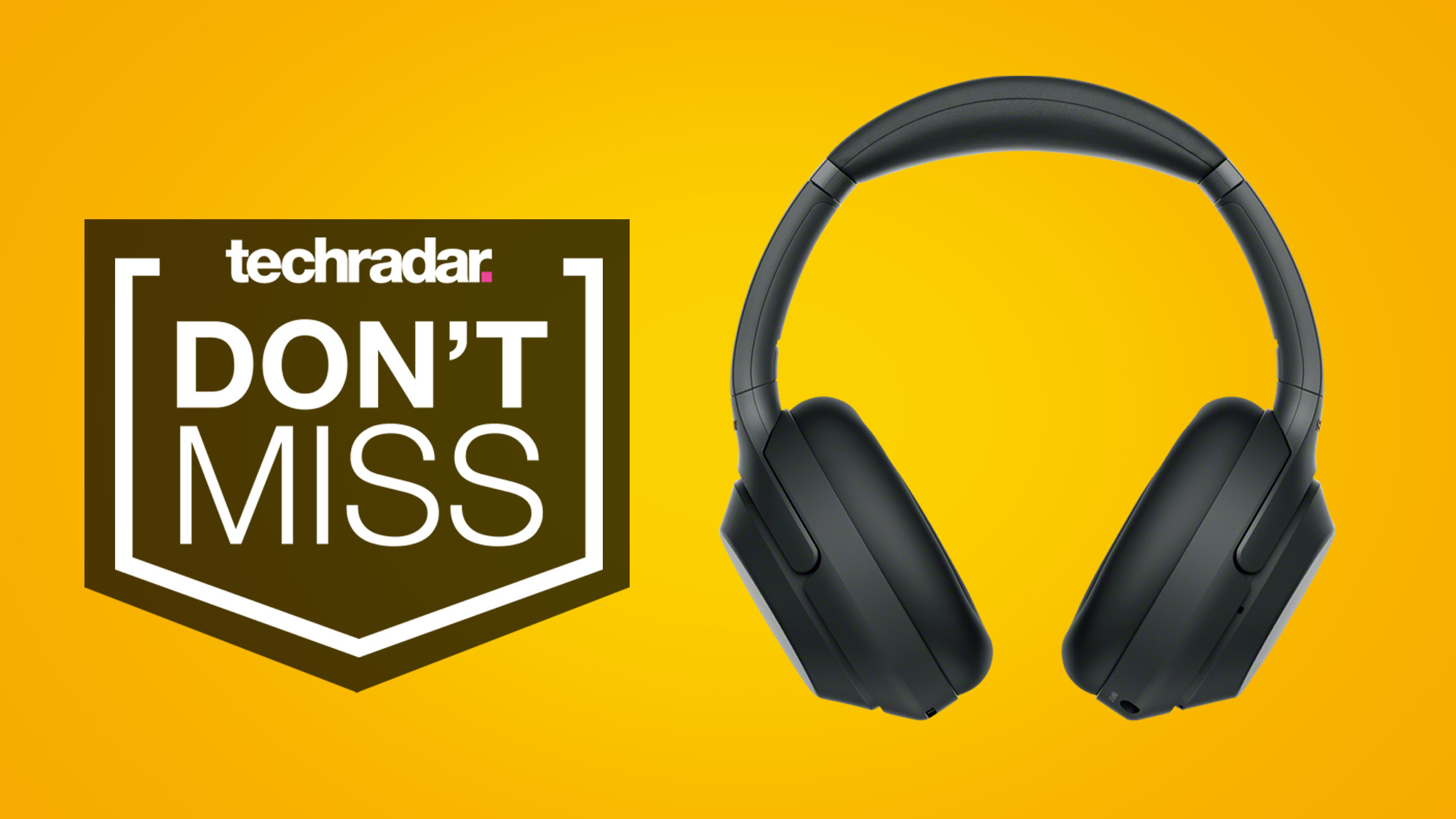 Amazing Sony WH-1000XM3 noise-canceling headphones hit lowest price ever