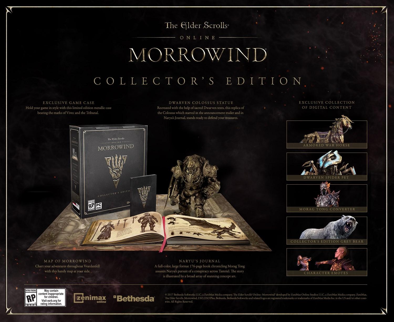 The Elder Scrolls Online Morrowind is coming in June  PC Gamer