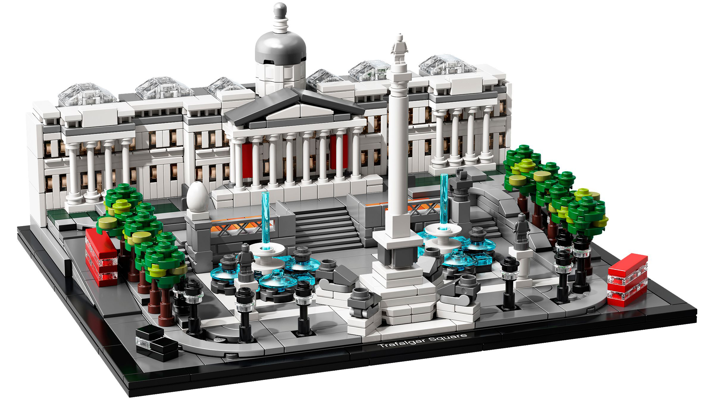 Best Lego Architecture sets: Trafalgar Square