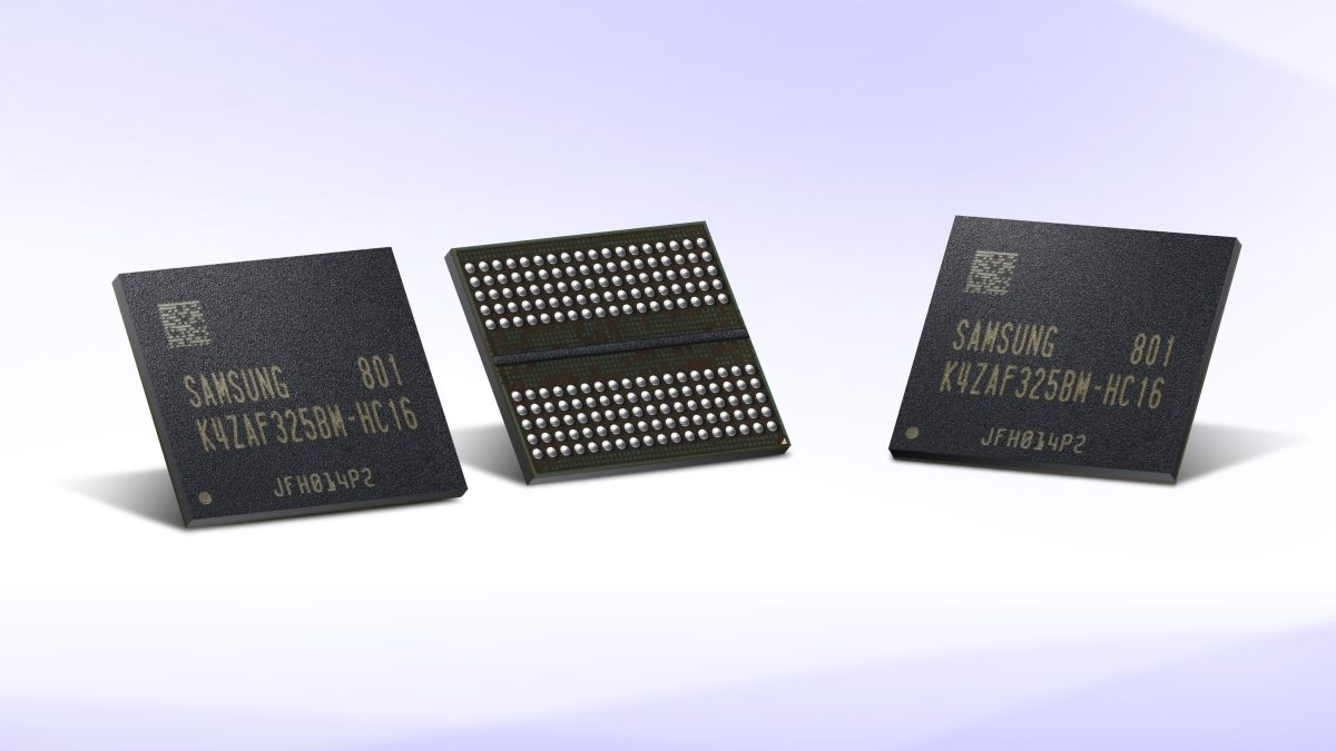 Samsung first to mass-produce GDDR6 memory for next-gen graphics cards