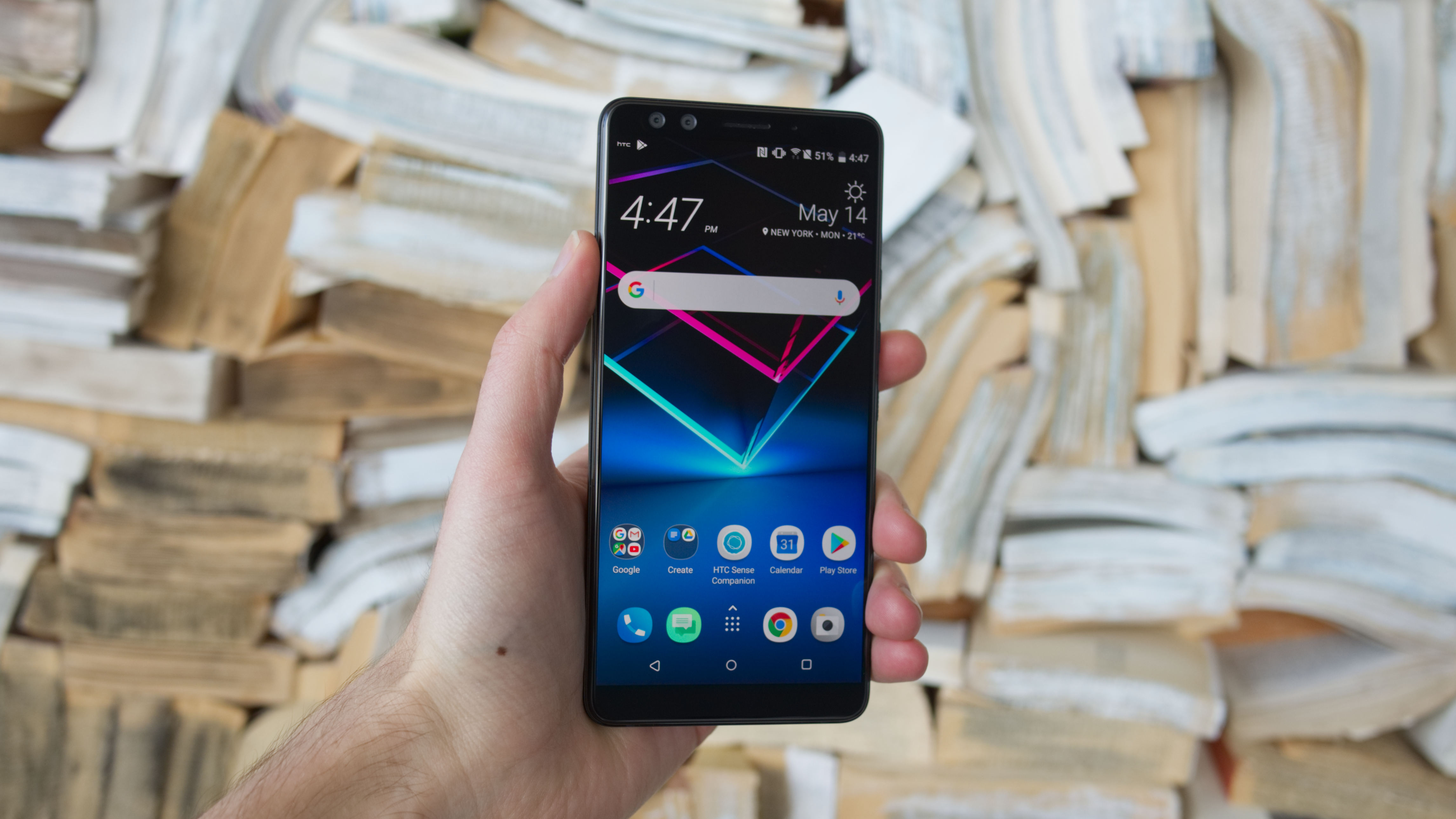 06849fd04 You'll also find a slick all-glass design here. What will decide it for you  is if you want a phone with more screen on the front.