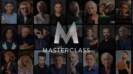 What is MasterClass? Get online classes from celebrity experts